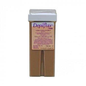 Віск касетний Depilflax оливковий 110 мл