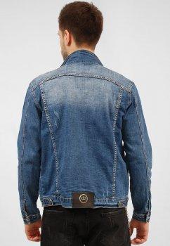 Куртка чоловіча джинсова Resalsa 8017-2 синій