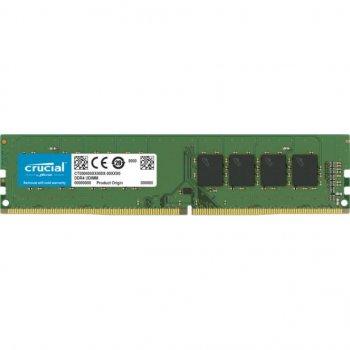 Модуль пам'яті для комп'ютера DDR4 8GB 2666 MHz MICRON (CT8G4DFRA266)