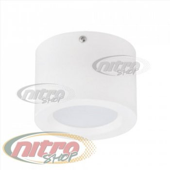 Світильник стельовий світлодіодний LED Horoz Electric SANDRA-5 5Вт (~40Вт) 220В 4200K Білий (016-043-0005)