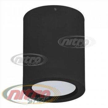 Світильник стельовий світлодіодний LED Horoz Electric SANDRA-10/XL 10Вт (~80Вт) 220В 4200K Чорний (016-043-1010)