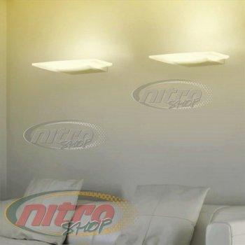 Світильник підставка полку світлодіодний Бра LED Horoz Electric RODOS-6 6Вт (~48 Вт) 220В 4000K Білий (029-004-0006)