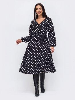Плаття Dressa 51504 Чорне