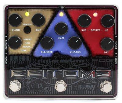 Педаль эффектов Electro-Harmonix Epitome