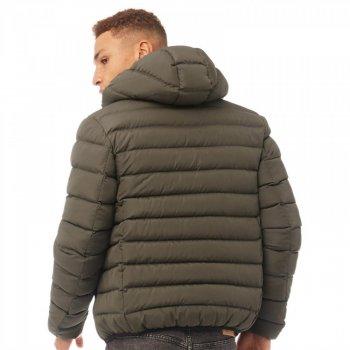 Зимняя куртка Brave Soul Grant plain Padded Khaki Khaki (11249054)
