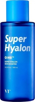Интенсивно увлажняющий Тонер-бустер VT Cosmetics Super Hyalon Skin Booster 300 мл (8809559629791)