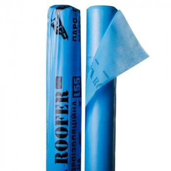 Гідро пароізоляційна мембрана Roofer Light 35 м2 55 г/м2 1 шт (13509073555k)