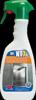 Засіб для очищення металевих поверхонь Kiter KT7 500 мл