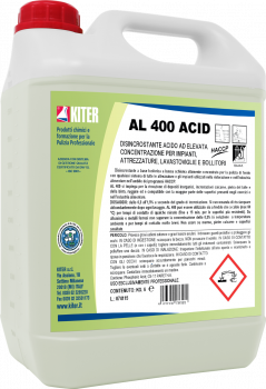 Кислотний очищувач Kiter AL 400 ACID 6 л