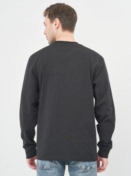 Світшот Calvin Klein Jeans Center Badge Ls Tee J30J316605-BEH CK Black