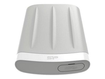 """Жорстку диск зовнішній SiliconPower Armor USB 3.2 Gen1 1TB 2,5"""" (SP010TBPHD65MS3G)"""