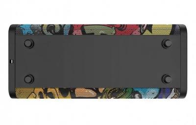 Портативна Bluetooth колонка Mifa A10 Акустична система Graffiti Black (0067)