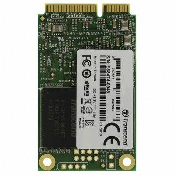 Накопитель SSD mSATA 64GB Transcend (TS64GMSA230S)