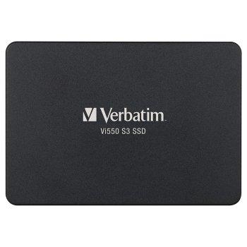 """Накопитель SSD 2.5"""" 256GB Verbatim (49351)"""
