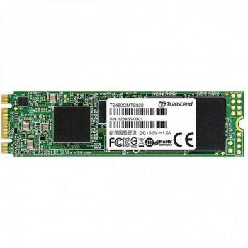 Накопичувач SSD M. 2 2280 480GB Transcend (TS480GMTS820S)