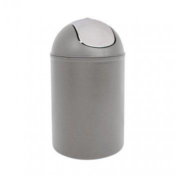 Відро для сміття Trento Deco 5л сіре