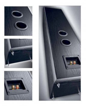 Підлогова акустика Magnat Monitor Supreme 2002 Black