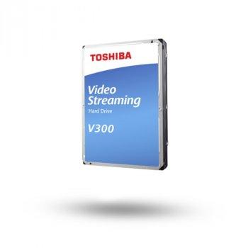 Накопичувач HDD SATA 2.0TB Toshiba V300 5700rpm 64MB (HDWU120UZSVA)
