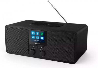 Акустична система з вбудованим радіо Philips TAR8805 Black (TAR8805/10)