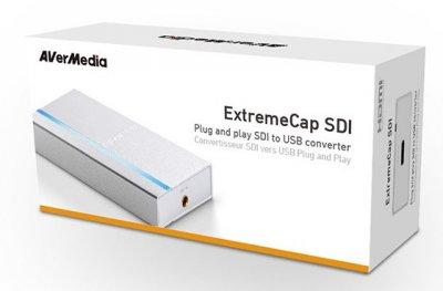 Устройство видеозахвата AVerMedia ExtremeCap SDI BU111