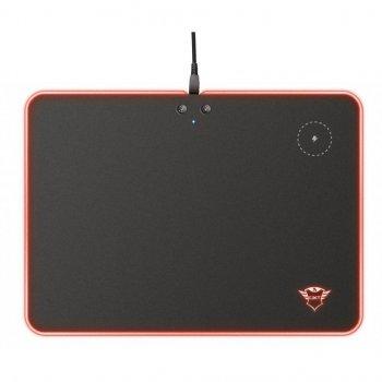 Коврик для мышки Trust GXT750 Qlide Mousepad Qi 5W (23184)