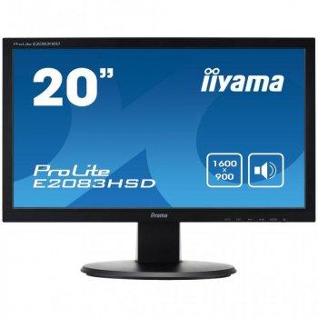 Монітор iiyama E2083HSD-B1