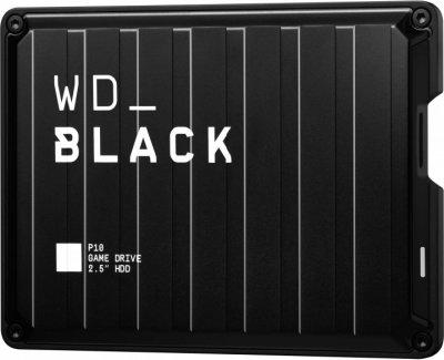 """Зовнішній жорсткий диск 2.5"""" 5TB Western Digital (WDBA3A0050BBK-WESN)"""