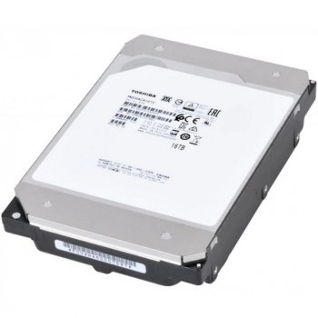 "Жорсткий диск 3.5"" 16TB TOSHIBA (MG08ACA16TA)"