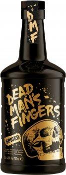 Ром Dead Man's Fingers (DMF) Spiced 0.7 л 37.5% (5011166061595)