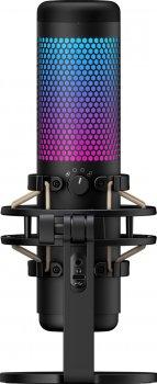 Микрофон HyperX QuadCast S (HMIQ1S-XX-RG/G)