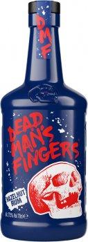 Ром Dead Man's Fingers (DMF) Hazelnut 0.7 л 37.5% (5011166063711)
