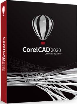CorelCAD 2020 RU/EN/TR версія на 1 ПК (електронний ключ) (ESDCCAD2020ML)