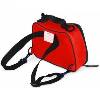 Термосумка Trunki Harley Дитяча сумка для подорожей для сендвічів Trunki Червона