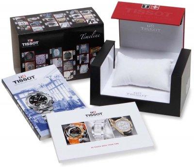 Чоловічі годинники Tissot T100.417.37.201.00