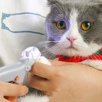 Когтерез для кішок і собакSupretto для домашніх тварин з підсвічуванням (2000100057421)