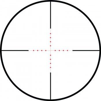 Прицел оптический Hawke Vantage IR 4-12x50 AO (Mil Dot R/G)