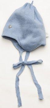 Демисезонная шапка Модный карапуз 03-00921 36-38 см Голубая (4824126139217)