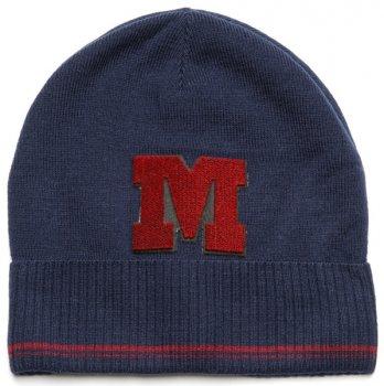 Демисезонная шапка Модный карапуз 03-00904 52-54 см Темно-синяя (4824131739044)