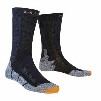 Термоноски X-Socks Trekking Silver Socks цвет B014 (X020318)