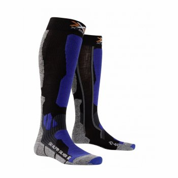 Термоноски X-Socks Ski Alpin Silver цвет B040 (X020413)