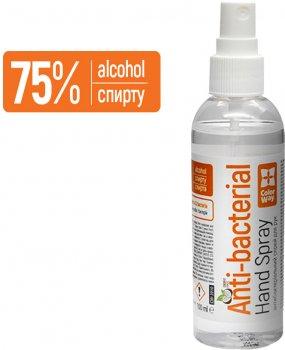 Спиртовий антисептик ColorWay Кокос для дезінфекції рук 100 мл (CW-3911) (4823108605511)