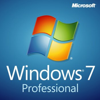 Операционная система Microsoft Windows 7 Professional 64bit Russian DVD OEM (FQC-08297)