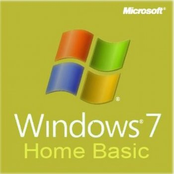 Операційна система Microsoft Windows 7 Home Basic 64-bit Russian OEM DVD (F2C-00886)