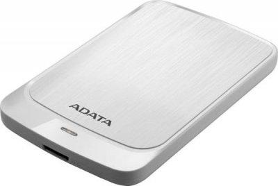 """Зовнішній жорстку диск ADATA 1TB 2.5"""" USB 3.2 HV320 White (AHV320-1TU31-CWH)"""