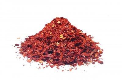 Паприка красная резаная 6*6 250г