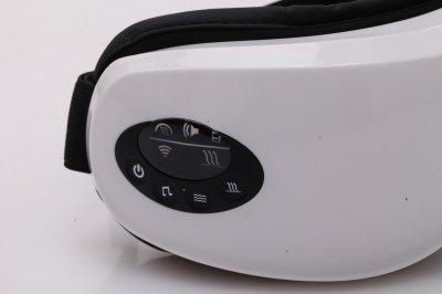 Массажер для глаз и лица массажные очки Zenet ZET-702