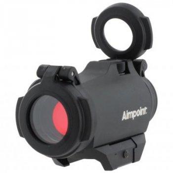 Оптичний приціл Aimpoint Micro H-2 2МОА. Weaver/Picatinny (200185)