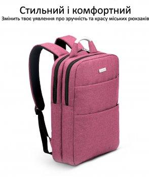 """Рюкзак для ноутбука Promate Nova-BP 15.6"""" Red"""