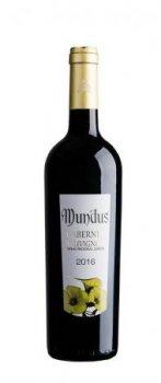 Вино Adega da Vermelha Mundus Cabernet Sauvignon червоне сухе 0.75 л 13% (5602523111567)