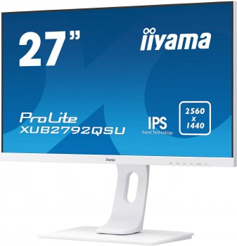 Монітор IIYAMA XUB2792QSU-W1 A /С (XUB2792QSU-W1 A /С)